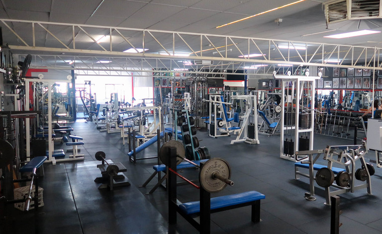 Tabban Muscle and Body Shape gym Richmond