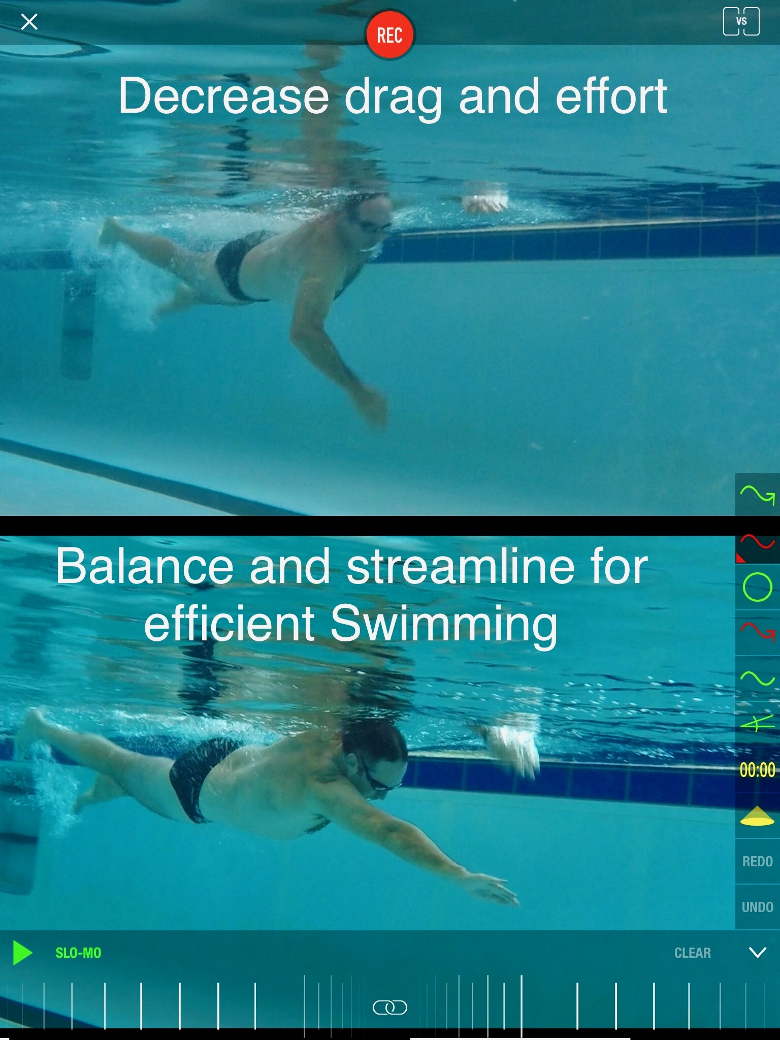 Balance: The Essential Foundation of Efficient Swimming