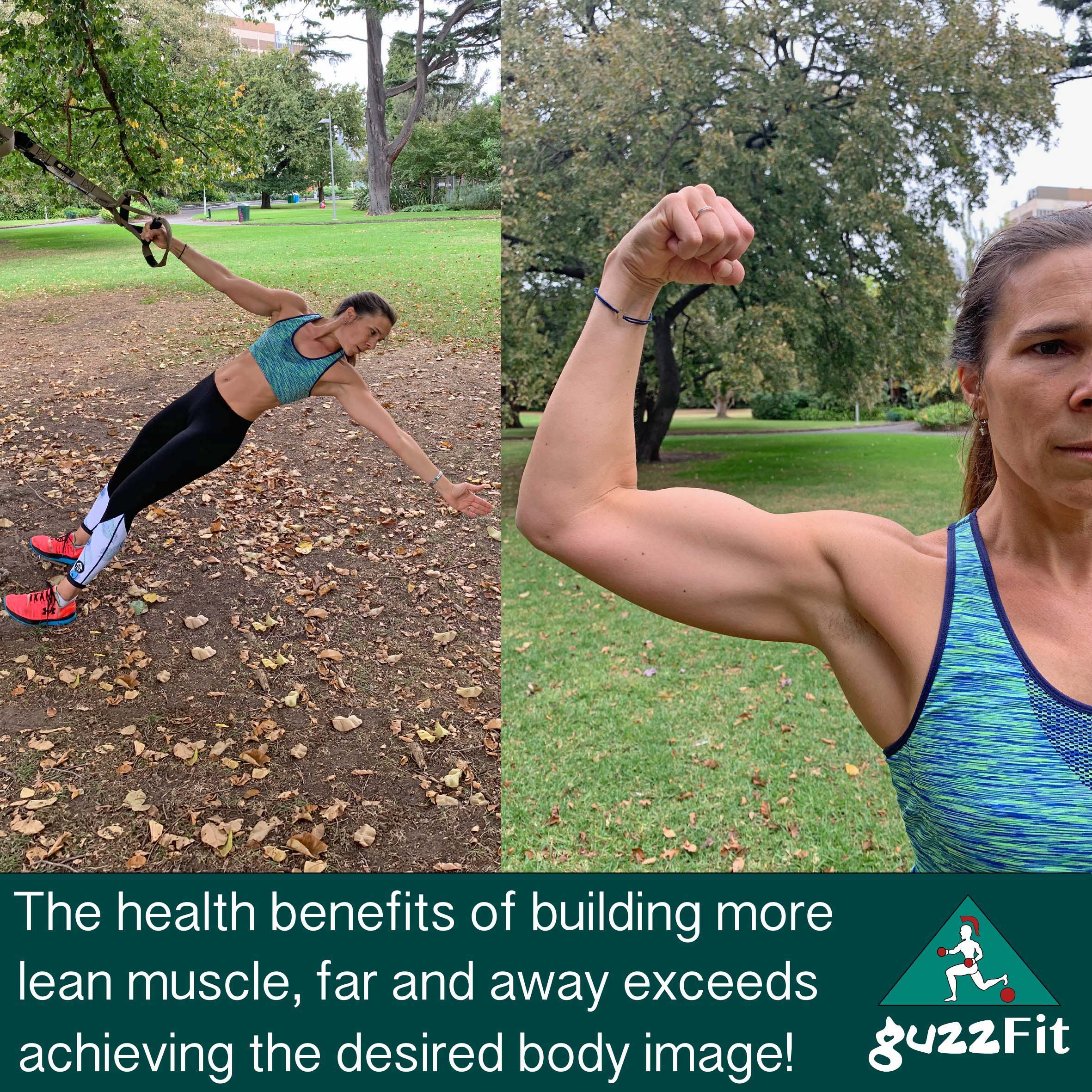 The Health Benefits Of Building Muscle