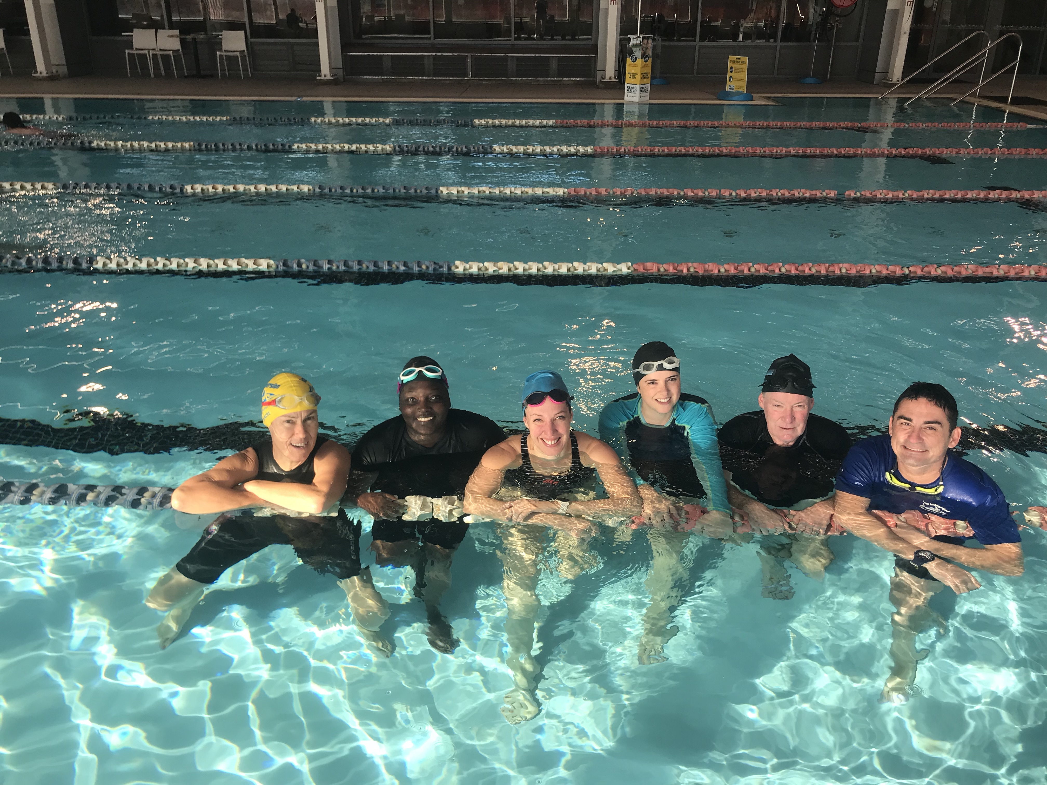 Is a Total Immersion Swim Program the right choice for me?
